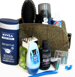 Scented men's products