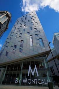 M by Montcalm hotel
